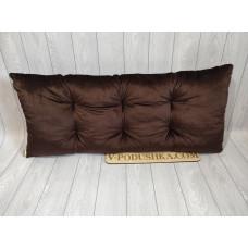 Подушка и матрас на заказ (ткань мех-велюр)