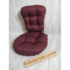 Набор подушек на кресло