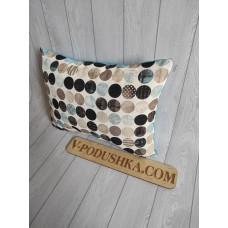Набор декоративных подушек с принтом (3 шт)