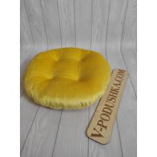 Пошив круглых подушек