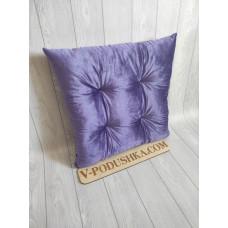 Подушка декоративная 40*40 см (ткань мех-велюр)