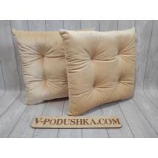 Велюровая подушка 40*40 см
