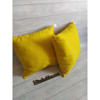 Подушка из холлофайбера 40*40  (не стеганая, ткань с водоотталкивающей пропиткой)