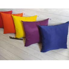 Декоративная подушка 30*30  (не стеганая, ткань с водоотталкивающей пропиткой)