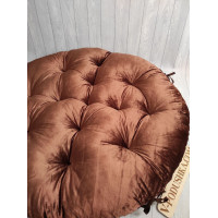 Подушка велюровая диаметр 120 см