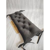 Подушка - матрас на подоконник  (ткань велюр)
