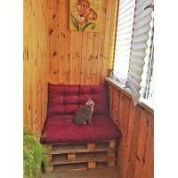 Подушки (матрас) для мебели из поддонов и паллет