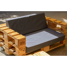 Комплект подушек с поролоном (100*40+100*40) Толщина 5 см