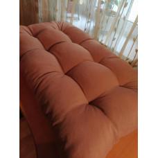 Подушка на стул, на диван, подушка эконом 100*40 см
