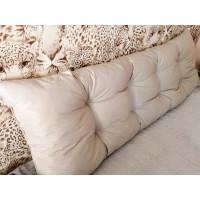 Подушка размером 160*40 см, без завязок